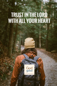 Trust in the Lord with All Your Heart in 7 Daily Steps