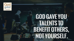 Make The Most Of Your Talents By Rick Warren