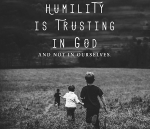 Humility before honor