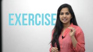 Exercise | Dr. Arpitha Komanapalli | Health Tips English | bLive