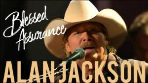 "Alan Jackson ""Blessed Assurance"""