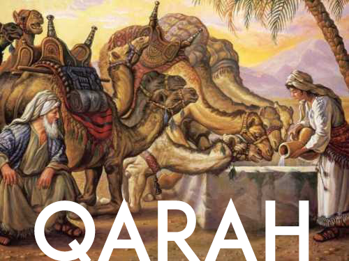 Pray For Qarah Each Day