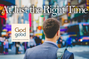 At Just the Right Time by Joel Osteen